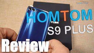 HOMTOM S9 Plus - Review Test - Hands-on (Deutsch, engl. Hints)