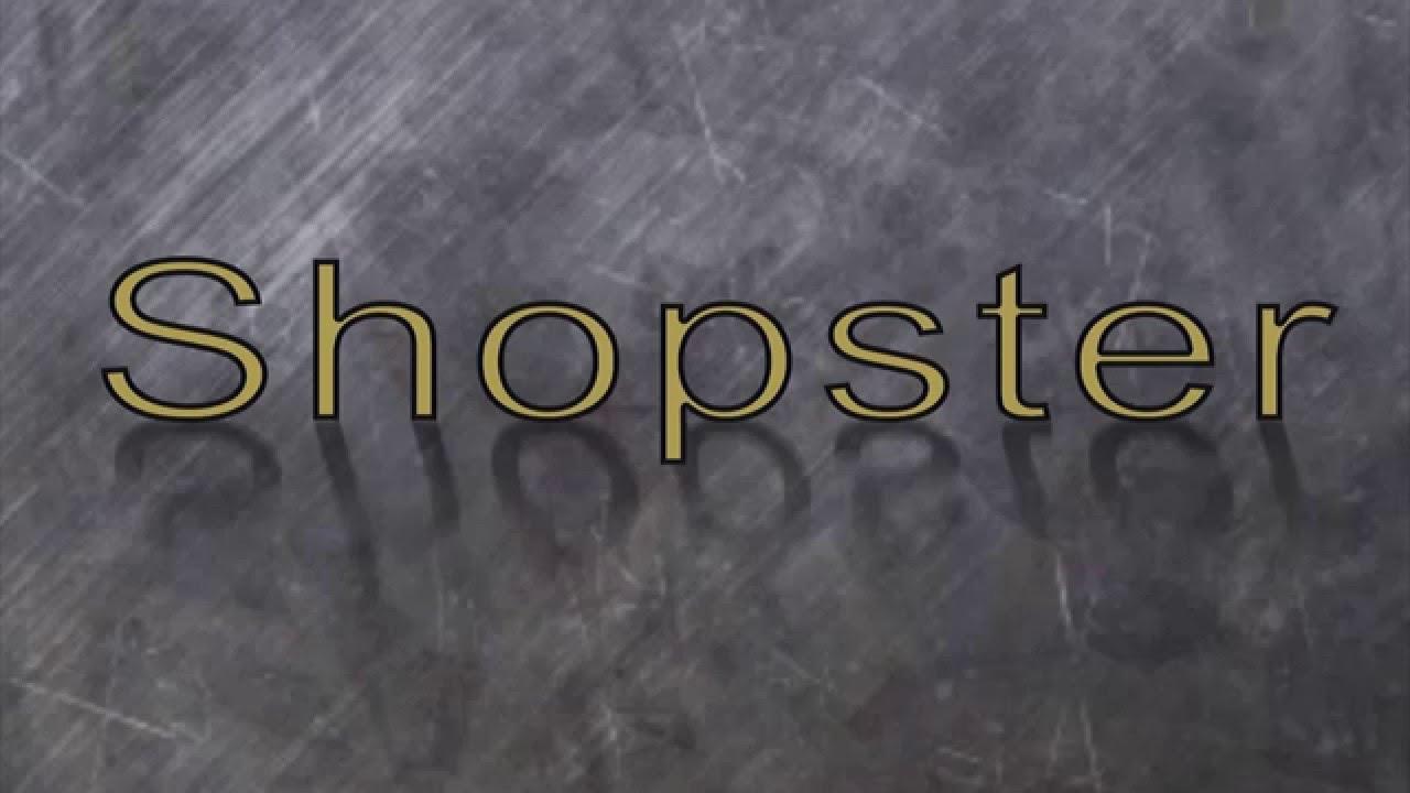 c7c81e86e42 Shopster - Startseite