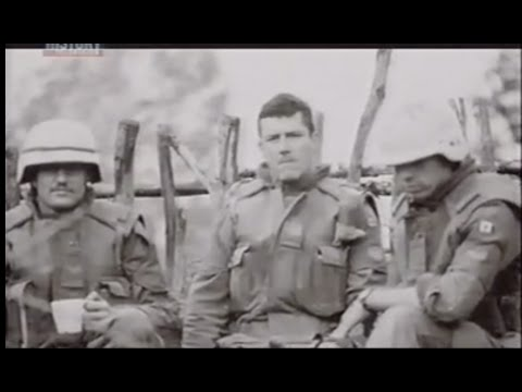 Battle of Medak, Canadian Peacekeepers stop ethnic cleansing