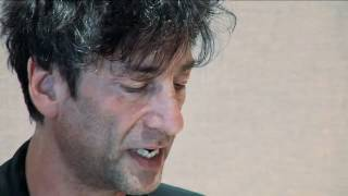 Repeat youtube video Wits: Neil Gaiman reads The Sweeper of Dreams