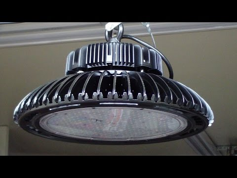 eLEDLights Premium High Bay Fixture Review