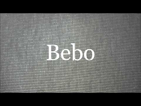 Pronounce Bebo