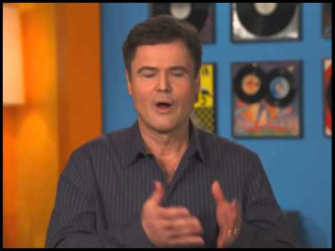 Donny Osmond reminisce about the '70s