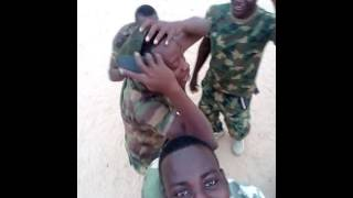 Army moral by Sanni olanrewaju