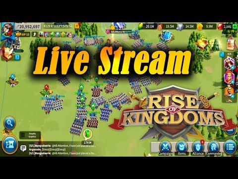 Osiris League Chat & Smashing Karuak Challenge NIGHTMARE | Rise Of Kingdoms