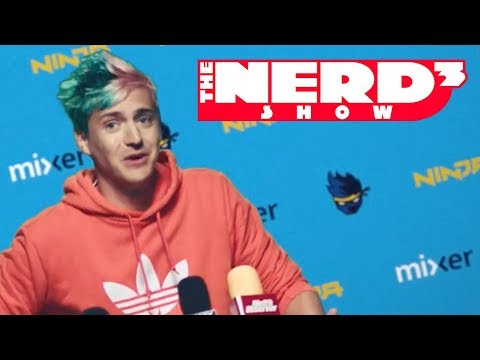 The Nerd³ Show - 03/08/19 - Ninja Nopes