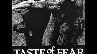 """Taste Of Fear - Split 7"""" w/ Disrupt [1992]"""