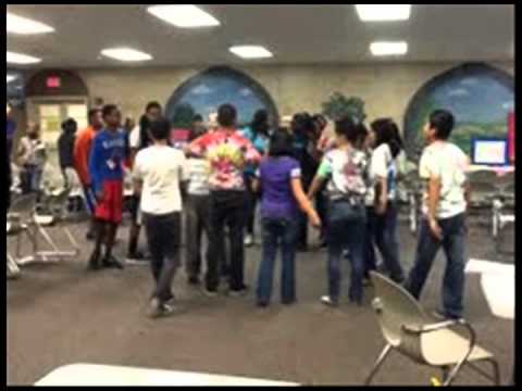 Hispanic Heritage Month at E.L. Wright - YouTube
