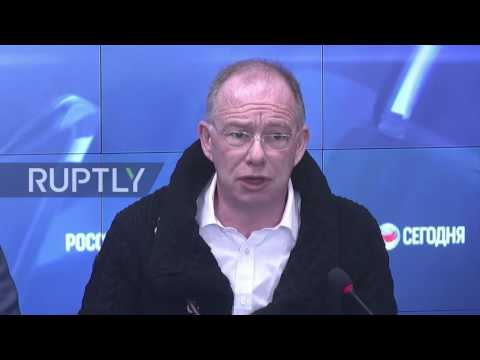 Russia: European politicians back 'self-determination' of Crimean people during Simferopol visit