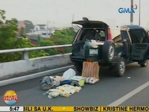 UB: Nasa 10 kilo ng hinihinalang shabu, nakita sa inabandonang SUV sa Pandacan, Maynila