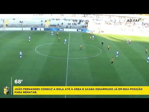 FC Vizela 1 x 2 AD Fafe - Campeonato de Portugal 18/19