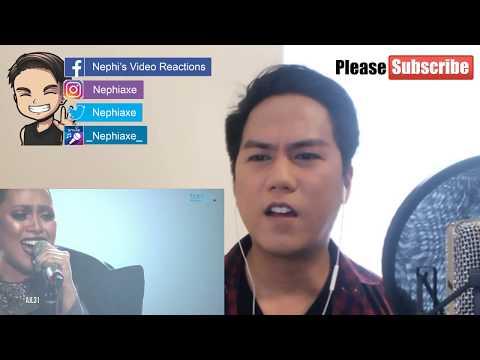 Dayang Nurfaiza - Lelaki Teragung | REACTION