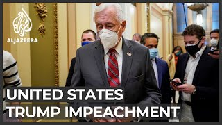 <b>Impeachment</b>: US Democrats introduce two motions against Trump