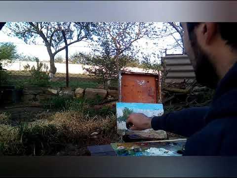 Живопись масляными красками