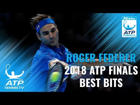 Roger Federer: 2018 Nitto ATP Finals Highlights
