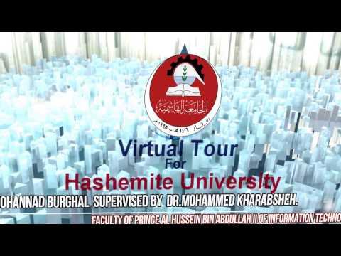 Virtual Tour for Hashemite University [ Offline Version ] Trailer