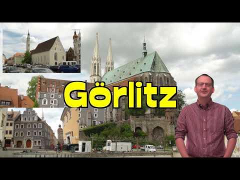 Görlitz in Sachsen-Sehenswürdigkeiten & interessante Orte-Touristinformation-Videoreiseführer