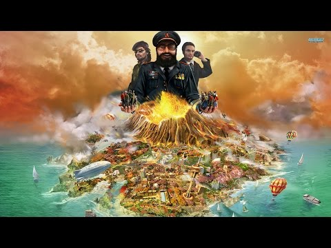 SuperHarshm Tropico 5 SuperReview |