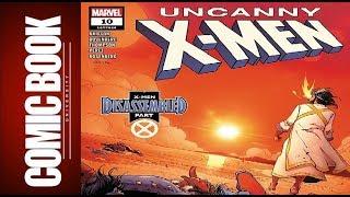 Uncanny X-men #10 | Comic Book University