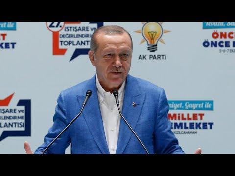 Cumhurbaşkanı Erdoğan: Türkiye, IMF defterini tekrar açmamak üzere kapatmıştır