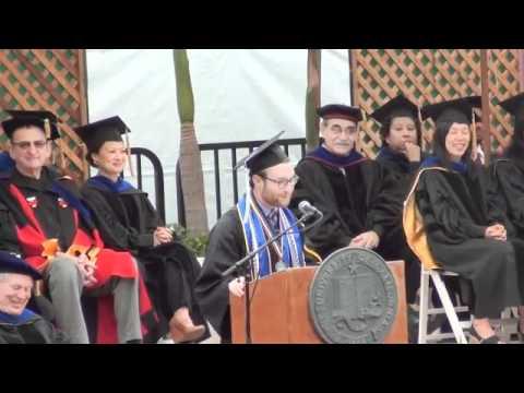 UCLA Psychology Department Commencement
