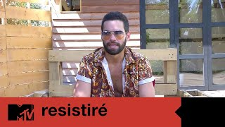 MTV Resistir Eleazar flojo El mexicano se defendi