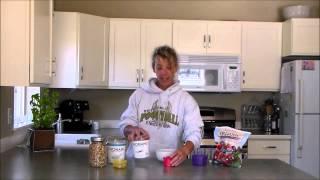 Berries Yogurt And Granola