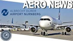 Das bietet der Flughafen Nürnberg! AeroNews