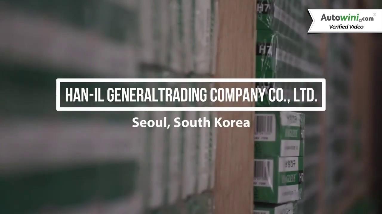 Korean Auto Parts Hanil Generatrading Company Company