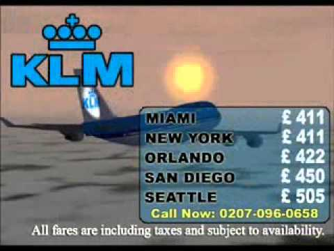 best Cheap Flights with KLM - HD  full