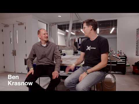 Ben Krasnow Hackaday Superconference Interview