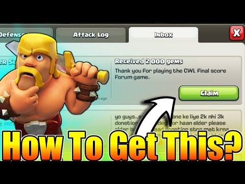 How To Get Free Gems From Supercell | Participating In Forum Games | 100% Real