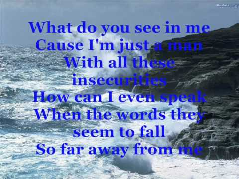 I am willing - Jeremy Camp (with lyrics)