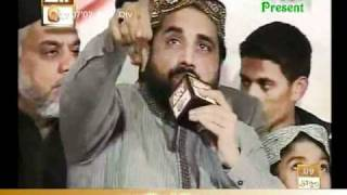 URDU HAMD(Jab Teri Shan)QARI SHAHID MAHMOOD IN QTV.BY Visaal