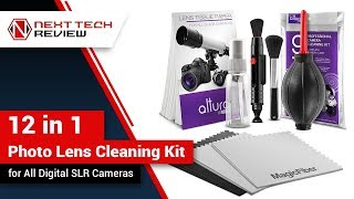 12 in 1 Photo Lens Cleaning Kit for All Digital SLR Cameras Product Review  – NTR