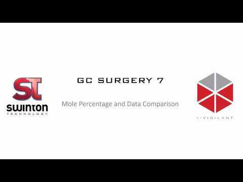 GC Surgery 7   Mole Percentage and Data Comparison