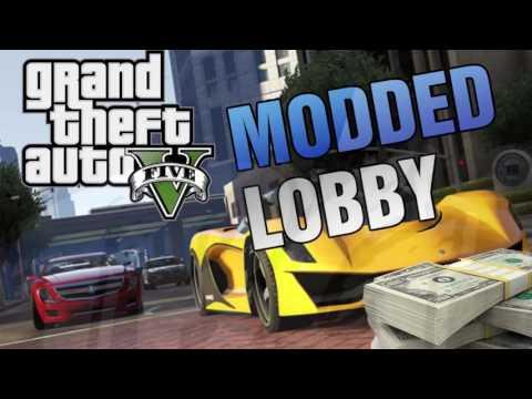 Gta 5 modded lobby ... DNS !