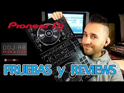 Pioneer DJ DDJ - RB  en español