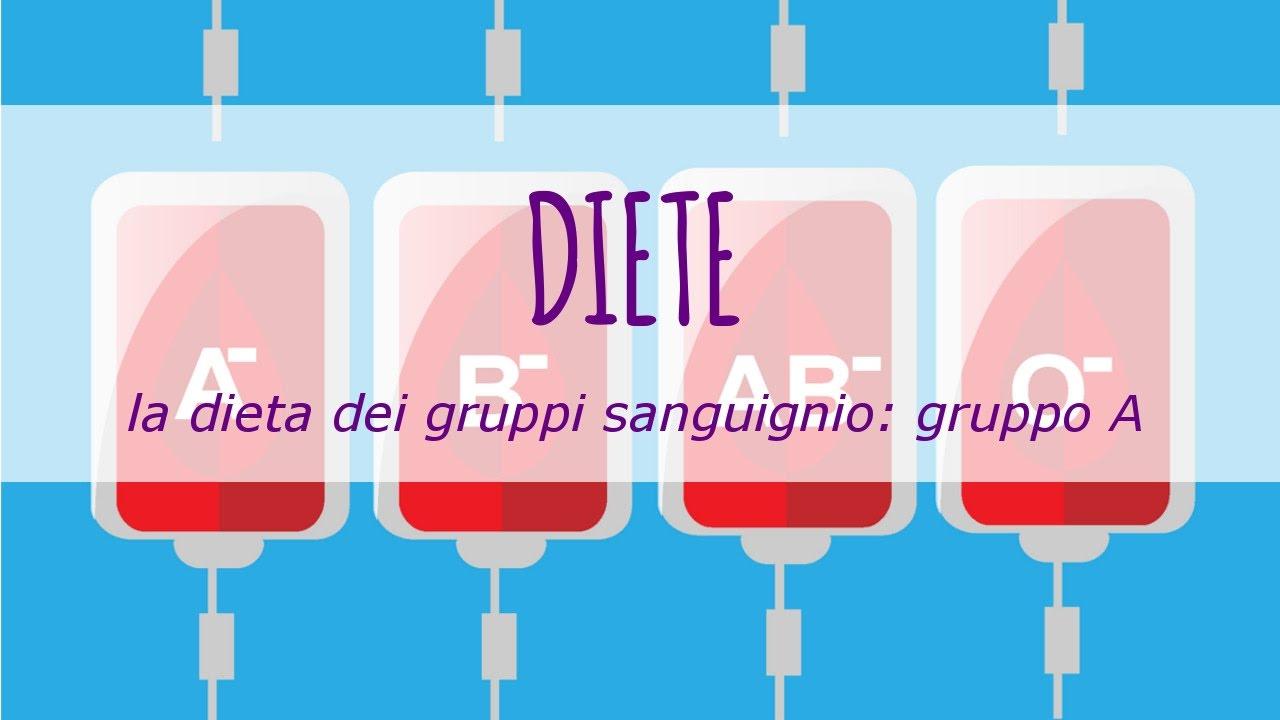 dieta giapponese secondo il gruppo sanguigno