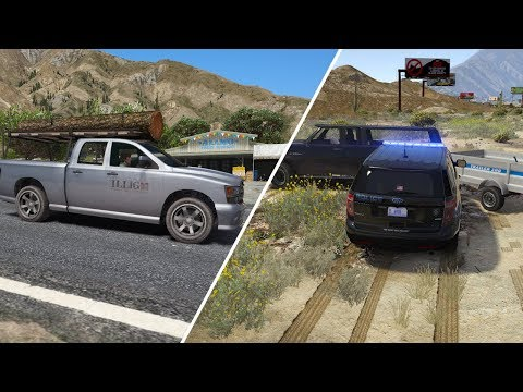 LSPDFR - Day 595 - Alloy Wheels