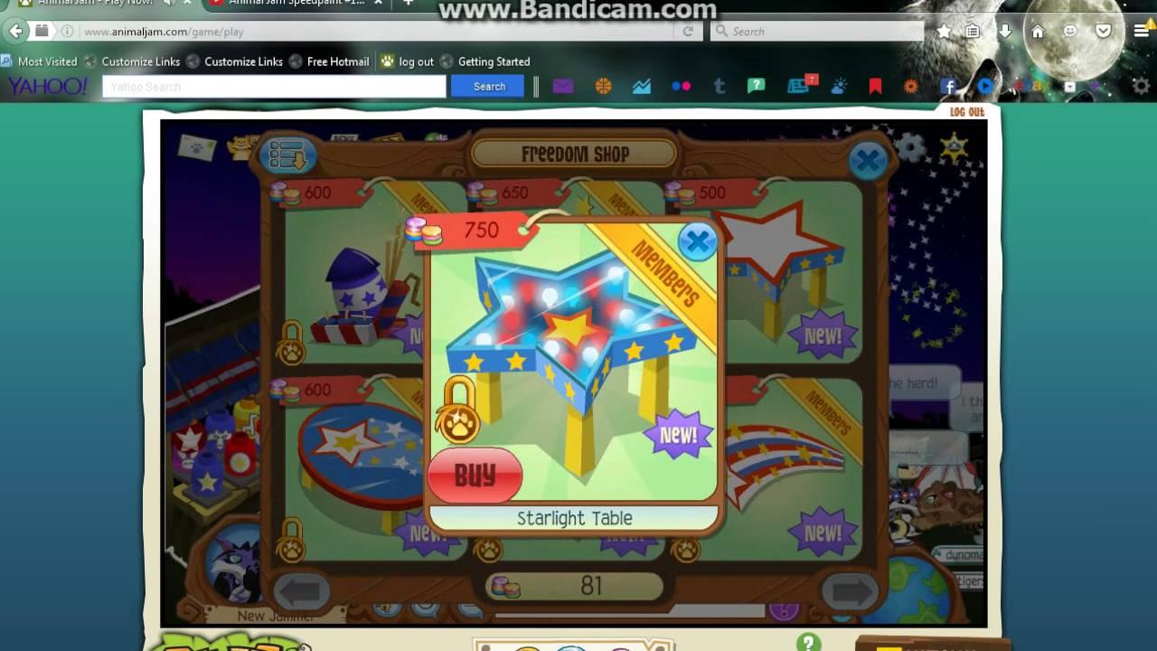 Animaljam freedon party and nm flower crown glitch youtube animaljam freedon party and nm flower crown glitch izmirmasajfo