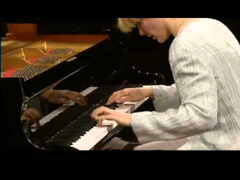 Hélène Grimaud - Beethoven - Piano Sonata Nº31 Op110