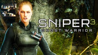 Sniper Ghost Warrior 3 - DLC A Fuga de Lydia!!! [ PC - Playthrough ]
