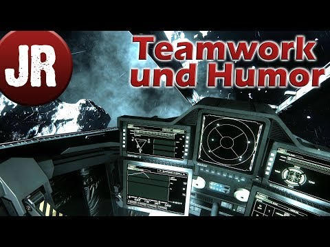Star Citizen 3.0 - Teamwork und Humor [4K]