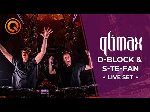 D-Block & S-te-Fan   Qlimax 2019   Symphony Of Shadows