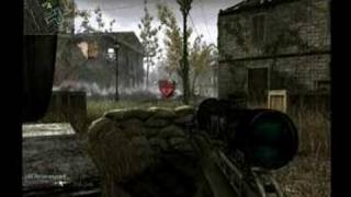 Call of Duty 4 - Nice Explosion