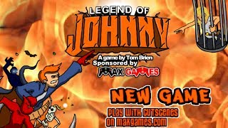 Legend Of Johnny Walkthrough