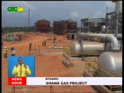 Ghana Gas Project To Complete On Schedule