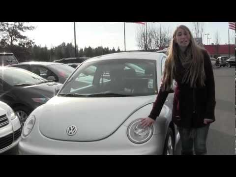 Virtual Tour of a 2002 VW Beetle at Chaplins Auto Group
