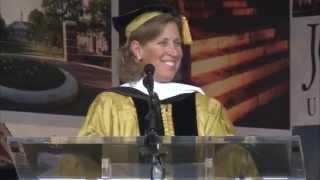 Johns Hopkins University 2014 Commencement Speaker: Susan Wojcicki, YouTube CEO